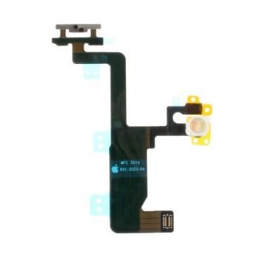 Flex Cable: Pulsante Accensione ON-OFF, Flash e sensore luminosità per iPhone 6 - ORIGINALE