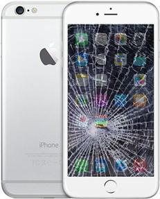 iPhone 6 Rottura Display - Sostituzione Display Touch Screen ORIGINALE