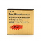 Batteria Alta Capacità Gold Business 2450mAh per Samsung I9070 Galaxy S Advance