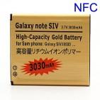 Batteria Alta Capacità Gold Business 3030mAh per Samsung Galaxy SIV S4 i9500 i9505