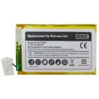 Batteria 3.7V per iPod Nano 2th - model no. 616-0283
