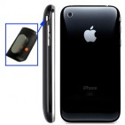 Interruttore Mute per iPhone 3G/3GS(Black)