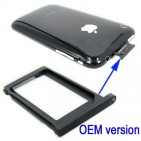 Cassetto SIM Nero per iPhone 3G/3GS - ORIGINALE