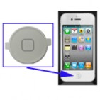 Home Button per iPhone 4 (White)