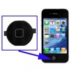 Home Button per iPhone 4 (Black)