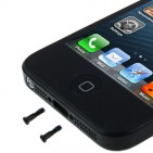 Viti Display per iPhone 5 Nero - ORIGINALI