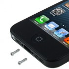 Viti Display per iPhone 5 Silver - ORIGINALI