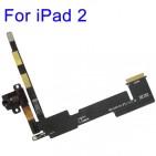Flex Audio con jack Cuffie per iPad 2 (Black)