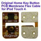 Home Key Button PCB Membrane Flex per iPod Touch 4