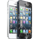 iPhone 5 Rottura Display - Sostituzione Display Touch Screen ORIGINALE