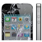 iPhone 4 Rottura Display - Sostituzione Display Touch Screen ORIGINALE